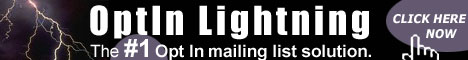 Optin Lightning, #1 Optin Mailing List Management Solution Around!